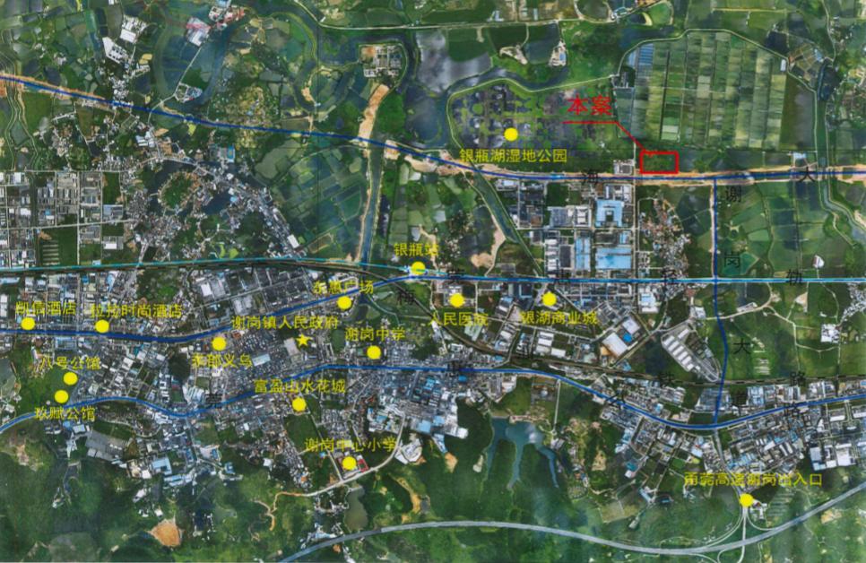 东莞土拍 土拍9月速报回顾,碧桂园以6.8亿斩获谢岗地块!
